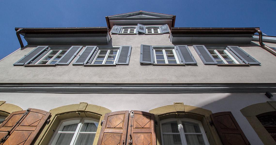 Historisches Wohnhaus Schwäbisch Gmünd