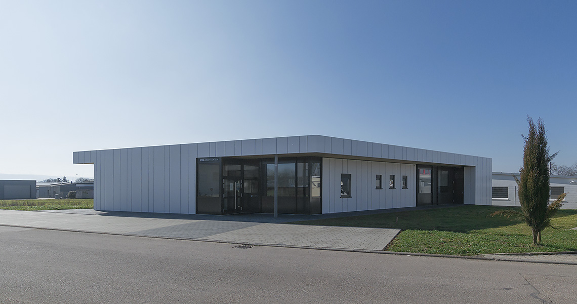 SSM-Architekten – Brunnenäcker 10, 73571 Göggingen