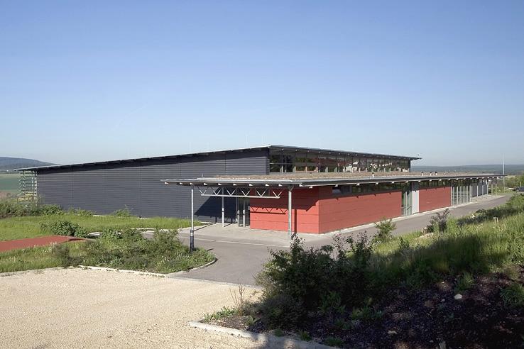 Härtsfeldhalle Neresheim