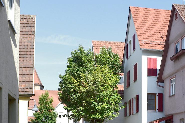 Mehrfamilienwohnhaus Schwäbisch Gmünd