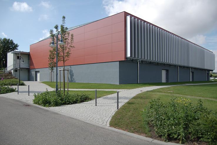 Sporthalle Schrozberg