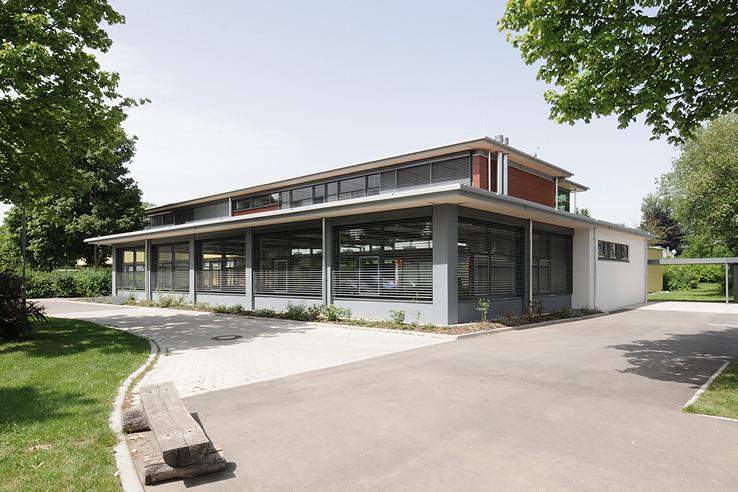 Schulzentrum Mutlangen