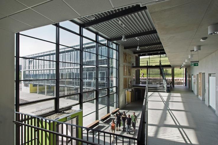 Benedikt-Maria-Werkmeister-Gymnasium Neresheim